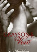 Book review: Grayson's Vow ~ Mia Sheridan
