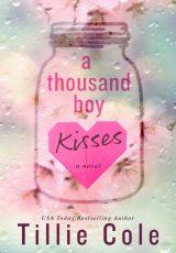 Cover reveal: A Thousand Boy Kisses ~ Tillie Cole