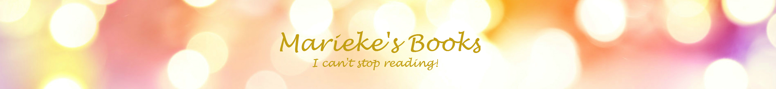Marieke's Books