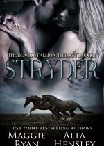 Book review: Stryder ~ Alta Hensley & Maggie Ryan