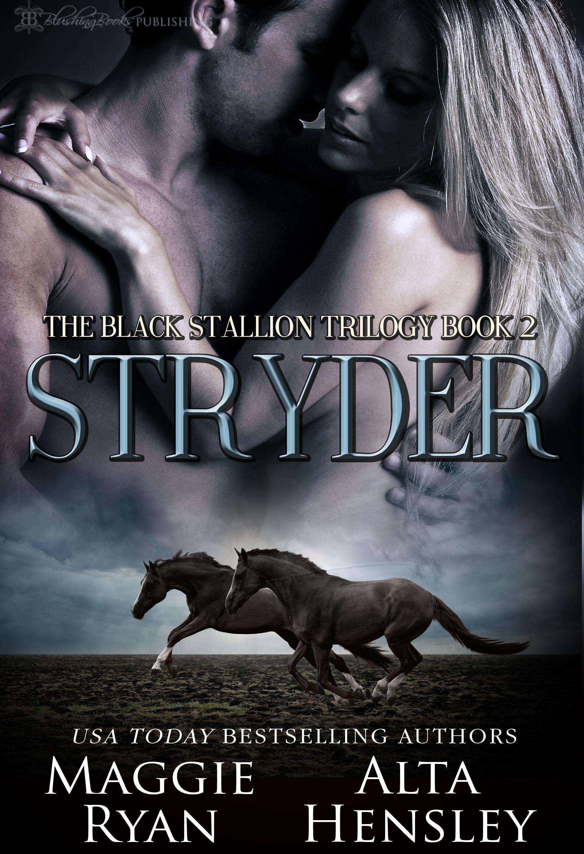 Stryder by Alta Hensley, Maggie Ryan