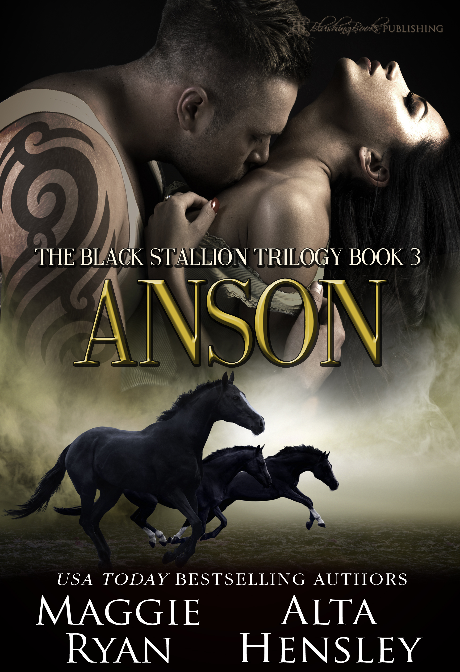 Anson by Alta Hensley, Maggie Ryan