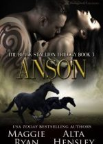 Cover reveal: Anson ~ Alta Hensley & Maggie Ryan