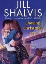 Cover reveal: Chasing Christmas Eve ~ Jill Shalvis