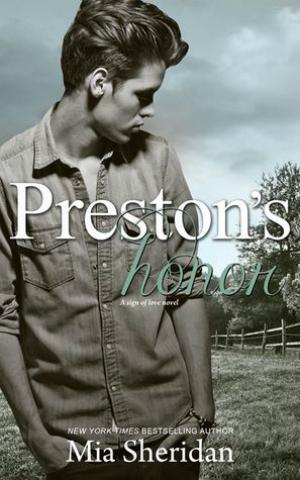 Preston's Honor by Mia Sheridan