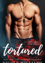 Cover reveal: Tortured ~ Nicole Williams