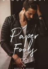 Cover reveal: Paper Fools ~ Staci Hart