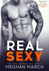 Book review: Real Sexy ~ Meghan March