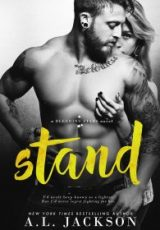 Cover reveal: Stand ~ A.L. Jackson
