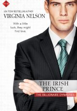Blog tour: The Irish Prince ~ Virginia Nelson