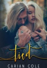 Cover reveal: Tied ~ Carian Cole