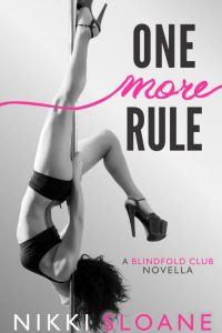 Book review: One More Rule ~ Nikki Sloane