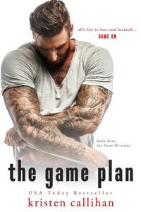 Book review: The Game Plan ~ Kristen Callihan