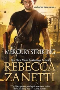 Book review: Mercury Striking ~ Rebecca Zanetti
