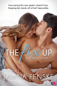 Book review: The Fix Up ~ Tawna Fenske