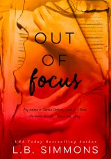 Cover reveal: Out of Focus ~ L.B. Simmons