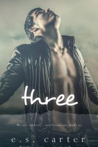 Book review: Three ~ E.S. Carter