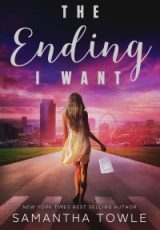 Cover reveal: The Ending I Want ~ Samantha Towle