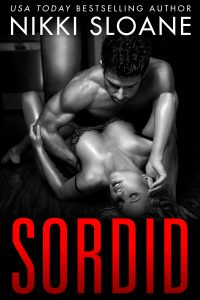 Book review + excerpt: Sordid ~ Nikki Sloane