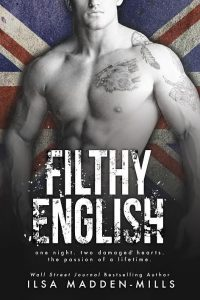 Book review: Filthy English ~ Ilsa Madden-Mills