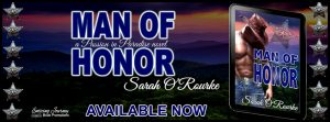 Man of Honor Release Banner