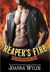 Excerpt reveal: Reaper's Fire ~ Joanna Wylde