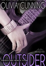 Book review: Outsider ~ Olivia Cunning