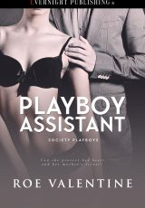 Book blitz: Playboy Assistant ~ Roe Valentine