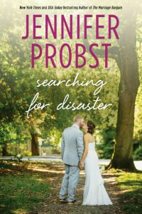 Book review: Searching for Disaster ~ Jennifer Probst
