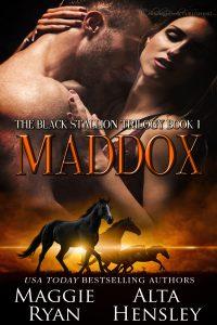 Book review: Maddox ~ Alta Hensley & Maggie Ryan