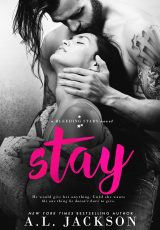Book review: Stay ~ A.L. Jackson