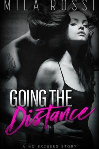 Book review: Going the distance ~ Mila Rossi