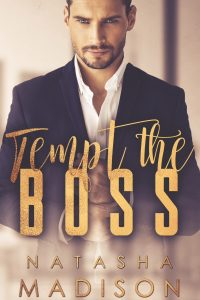 Book review + excerpt: Tempt the Boss ~ Natasha Madison