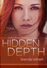 Book review: Hidden Depth ~ Brenda Rothert