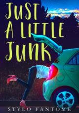 Cover reveal: Just a Little Junk ~ Stylo Fantôme