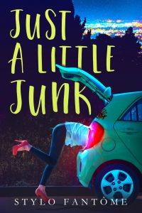 Book review: Just a Little Junk ~ Stylo Fantôme