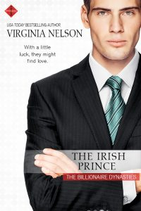 Blog tour: The Irish Prince ~ Virginia Nelson