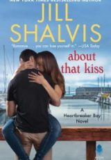 Cover reveal: About That Kiss ~ Jill Shalvis