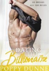 Cover reveal: Dating the Billionaire ~ Poppy Dunne