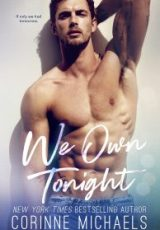 Cover reveal: We Own Tonight ~ Corinne Michaels