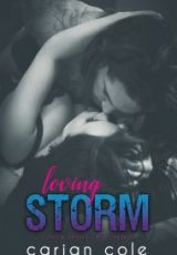 Cover reveal: Loving Storm ~ Carian Cole