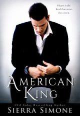 Cover reveal: American King ~ Sierra Simone