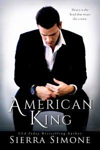 Release blitz: American King ~ Sierra Simone