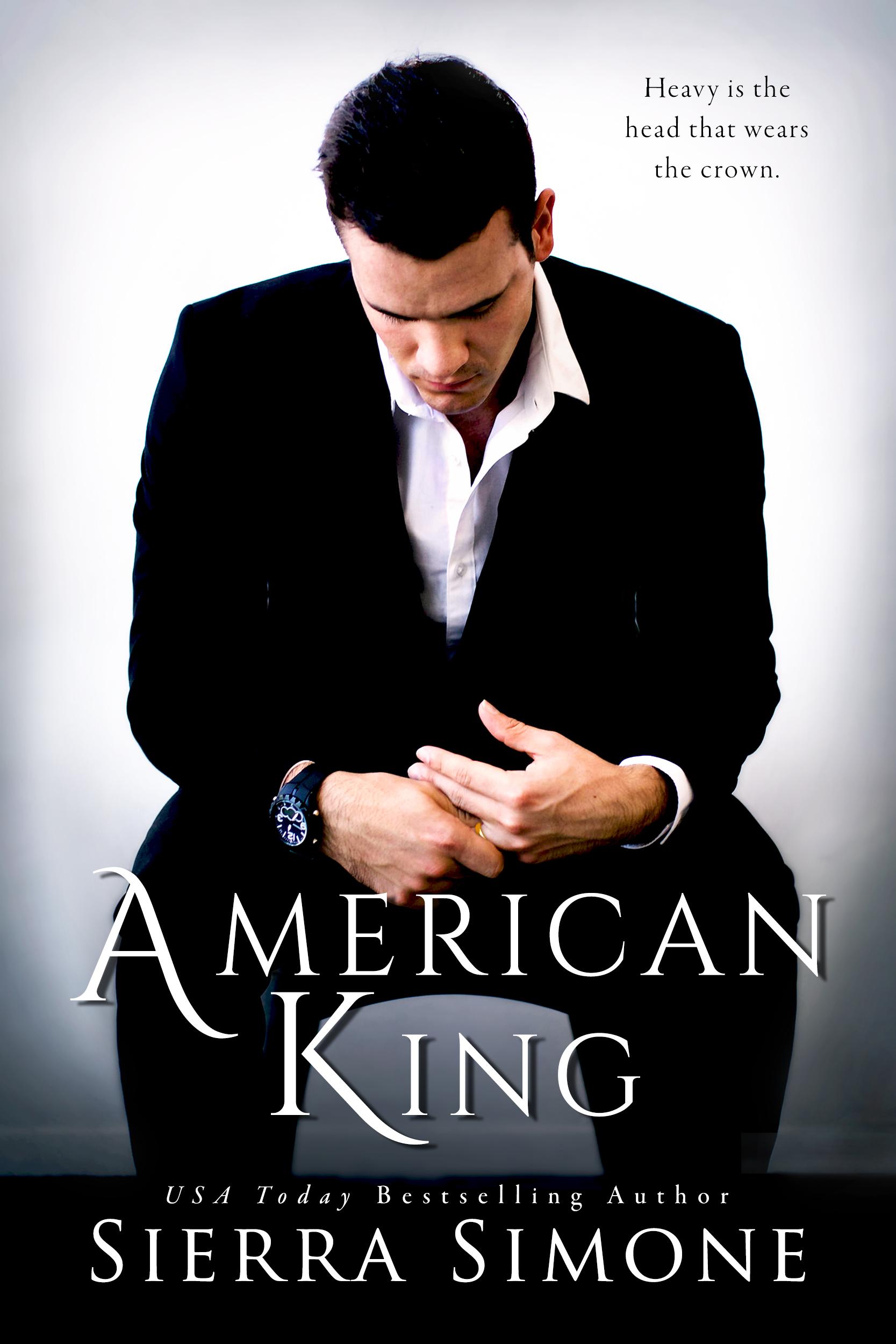 American King by Sierra Simone