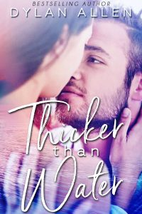 Book review: Thicker Than Water ~ Dylan Allen