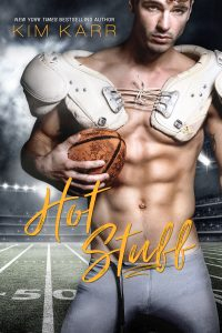 Book review: Hot Stuff ~ Kim Karr
