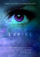 Cover reveals: Exp1re & Etern1ty ~ Erin Noelle