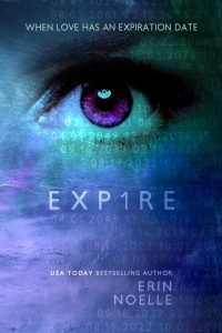 Book review: Exp1re ~ Erin Noelle