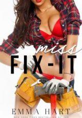 Cover reveal: Miss Fix-It ~ Emma Hart