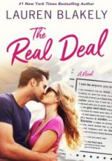 Cover reveal: The Real Deal ~ Lauren Blakely